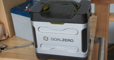 Goal Zero Extreme 350 Battery Replacement