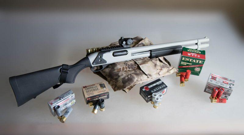 Tactial Shotgun
