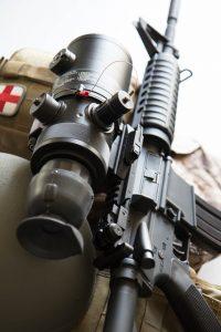 AN/PVS-4 AR-15
