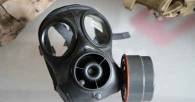 Selecting a Gas Mask.