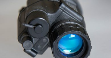 PVS-14 Night Vision Front Element
