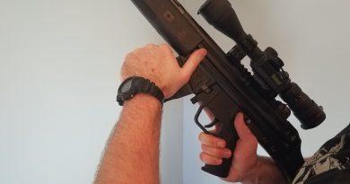 Tac Latch PTR91, HK91 Upgrade