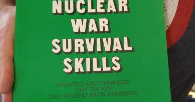Book Review: Nuclear War Survival Skills