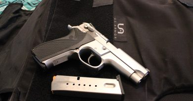 Blast from the past, Smith & Wesson's 5906