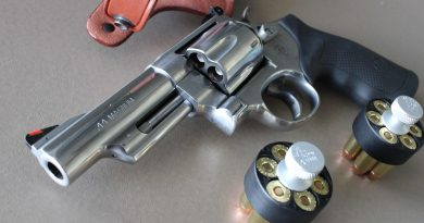 Smith & Wesson 629 4″