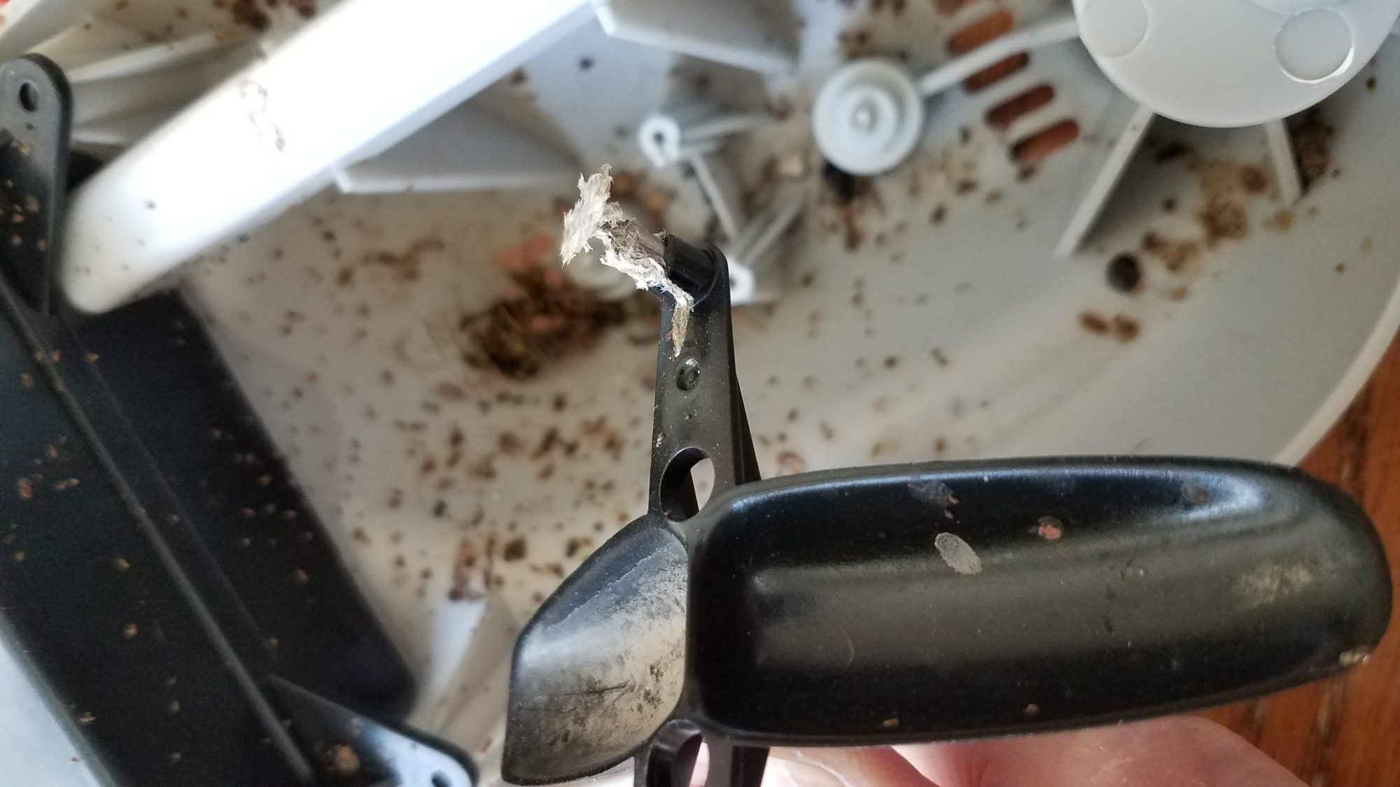 AcuRite Weather Station Corroded Connectors